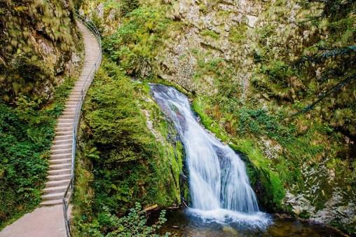 Wasserfall (c) Rainer Motte