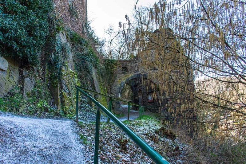 Aussichten und eine Burgruine an der Ahr (125)
