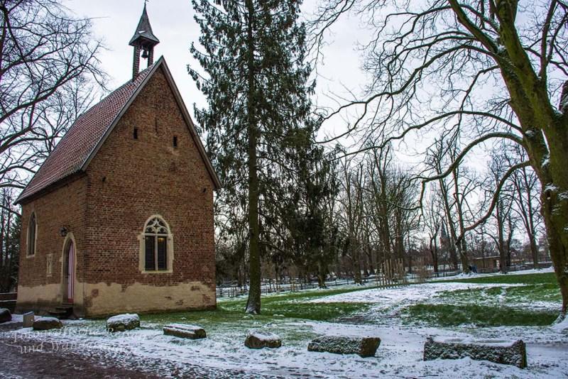 Burg Vischering nach Burg Lüdinghausen (6)