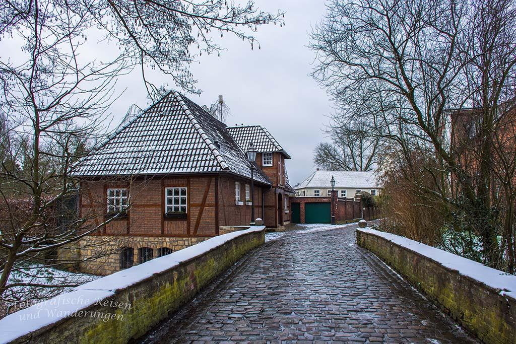 Burg Vischering nach Burg Lüdinghausen  im Münsterland