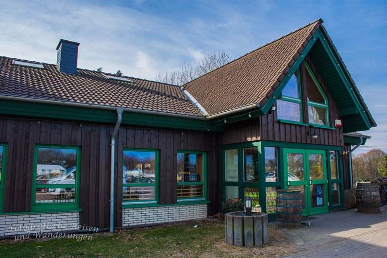Eingang Thomashof Burscheid