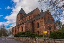 St. Johannes Baptist in Nideggen - um 1177 erbaut