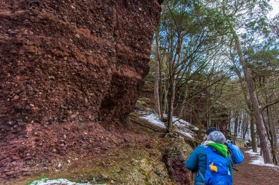 Imposante Felsberge