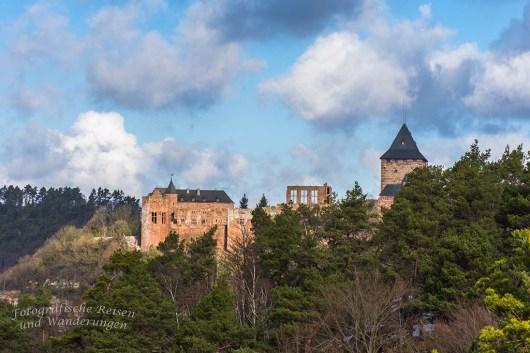 Die Burg Nideggen