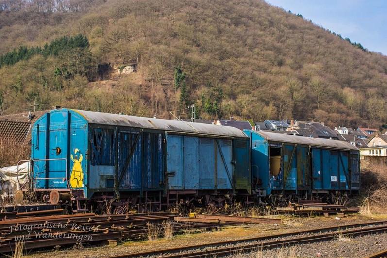 Alte Eisenbahnen Brohl - Himmelsleiterweg
