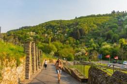 Zuweg zur Bur Cochem