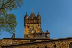 Burg Cochem ganz nah