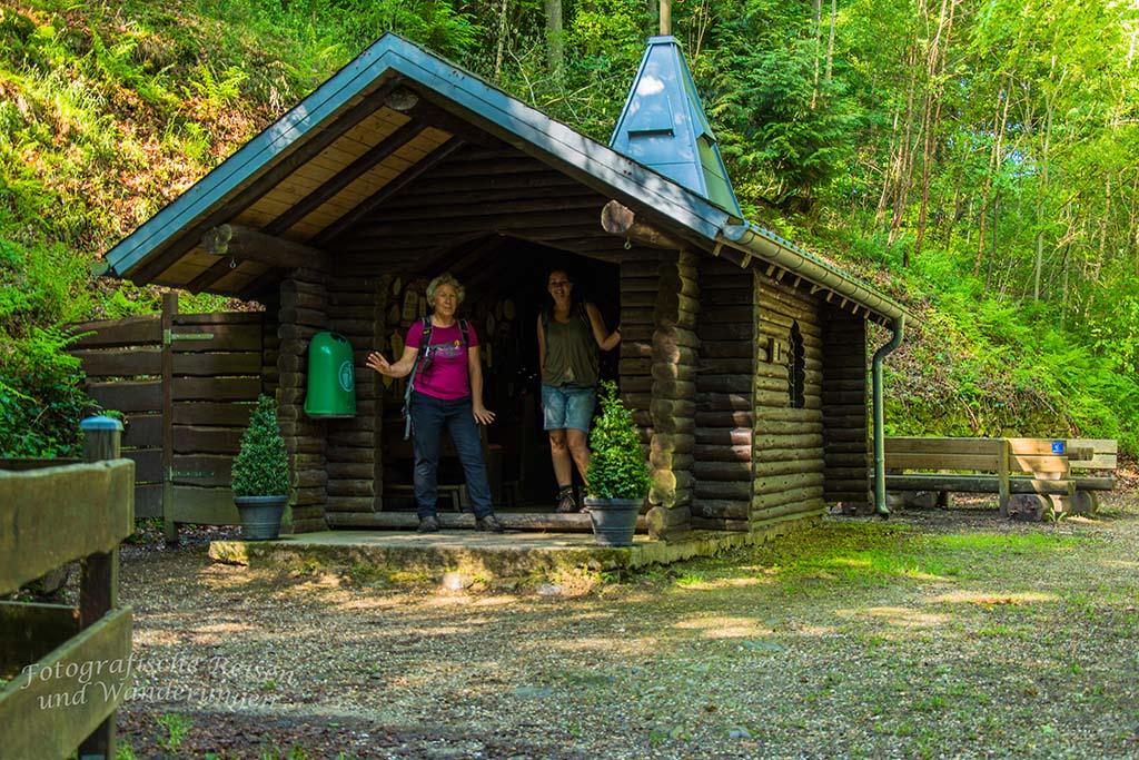 Waldkapelle Erkensruhr