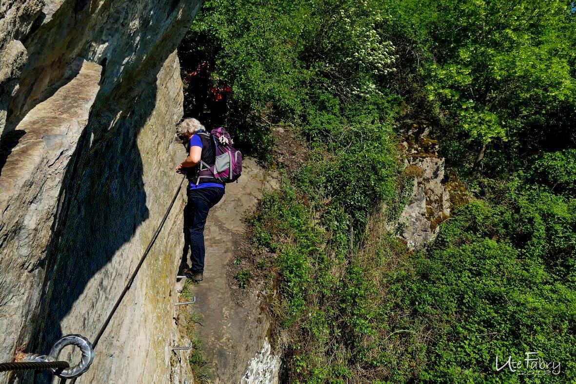 Klettersteig Rhein : Premium rundwanderwege rhein archive fotografische reisen und