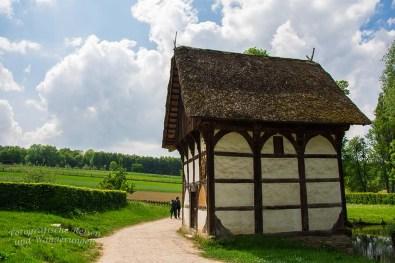 Speicher des Lippischen Meierhof