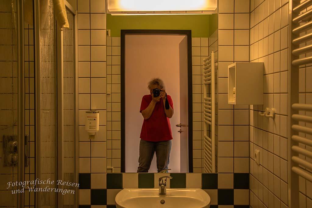Jugendherbergen für SEnioren - Badezimmer in Detmold