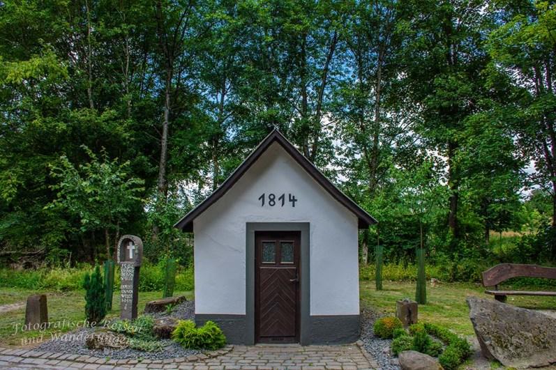 Kapelle an der Blumenrather Heide