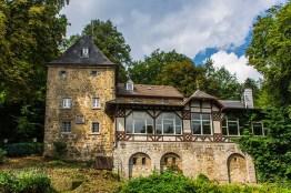 Ehemaliger Wachtturm Alt-Linzenshäuschen
