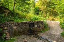 Pionierquelle- Sie wurde 1939/1940 angelegt, um die deutschen Truppen mit Wasser zu versorgen