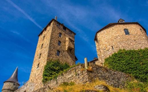 Hohes Venn und Burg Reinhardstein