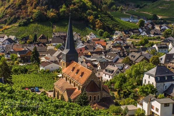 Kirche von Mayschoß