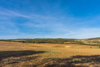 Weite Wiesenflächen am Rodder Maar