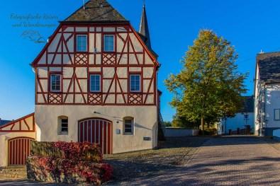 De Backes - Hier ist seit 1999 ein kleines Jakob- Kneip- Museum untergebracht.