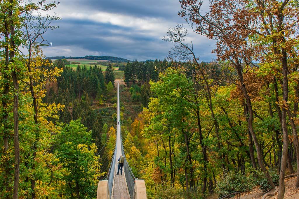 Hängeseilbrücke Geierlay - Rundweg um die Hängeseilbrücke Geierlay