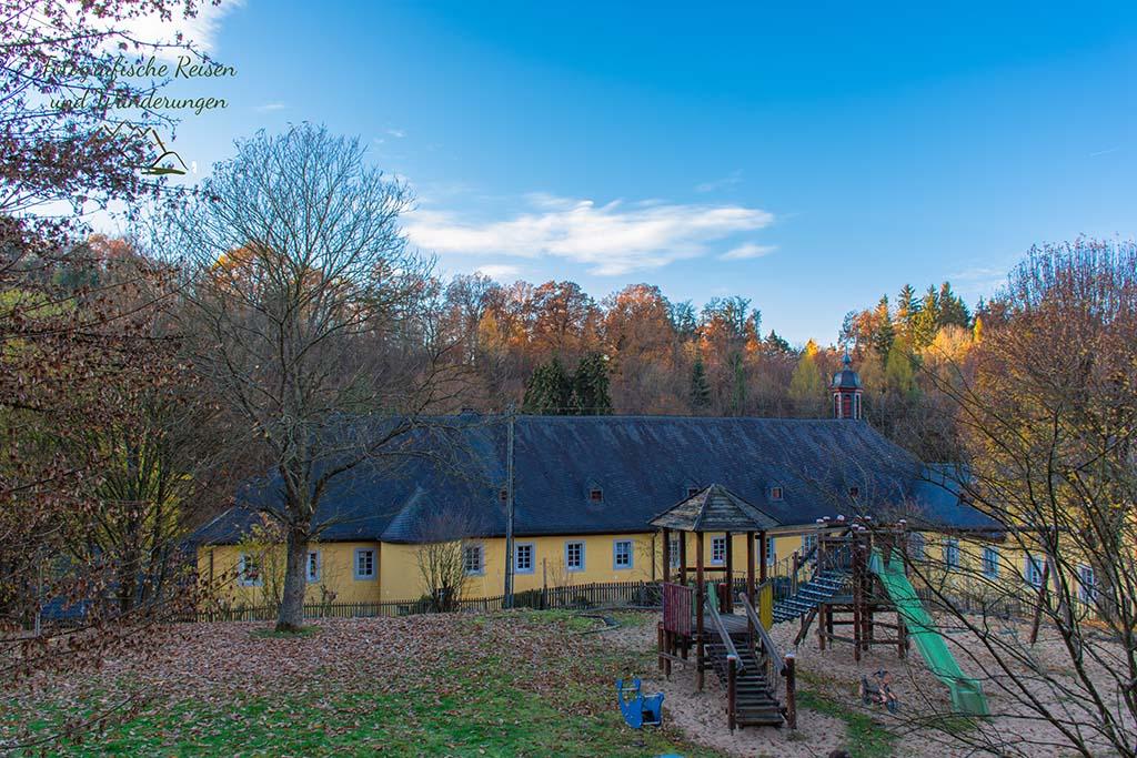 Franziskanerkloster Marienthal