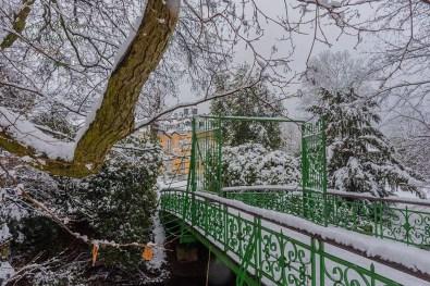 Eine wirklich schöne Brücke