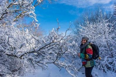 Schneewanderung in Muetzenich (25)