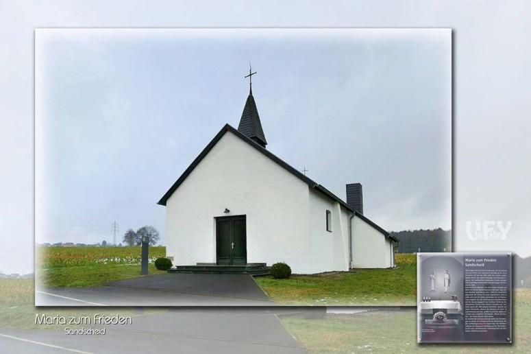 Kapelle in Sandscheid - Dörfer- Kapellen und Obstanbau