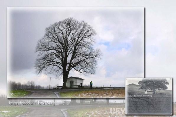 Dörfer- Kapellen und Obstanbau