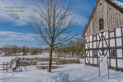 Haus im Freilichtmuseum Lindlar