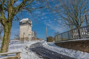 Alter Turm im Freilichtmuseum Lindlar