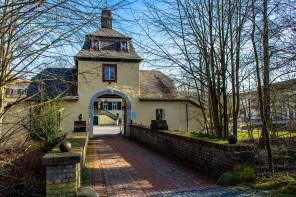 Torbogen zum Schloss Eulenbroich