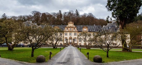 Der Bergische Streifzug Vogelweg - Schloss Ehreshoven