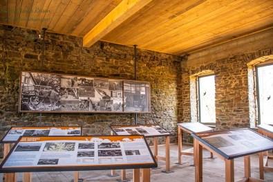 Inneneinrichtung der alten Dorfschule