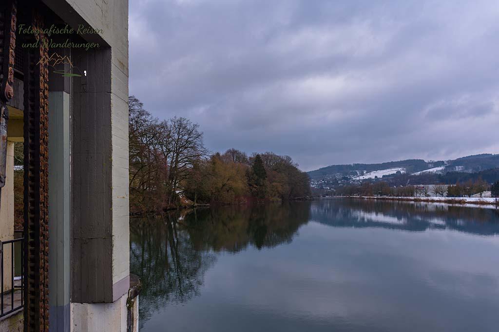 Wehranlage Wasserwerk Ehreshoven