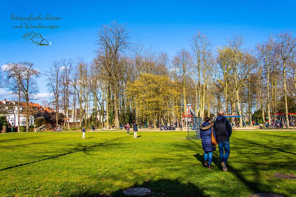 Parkanlage am Schloss Ahaus