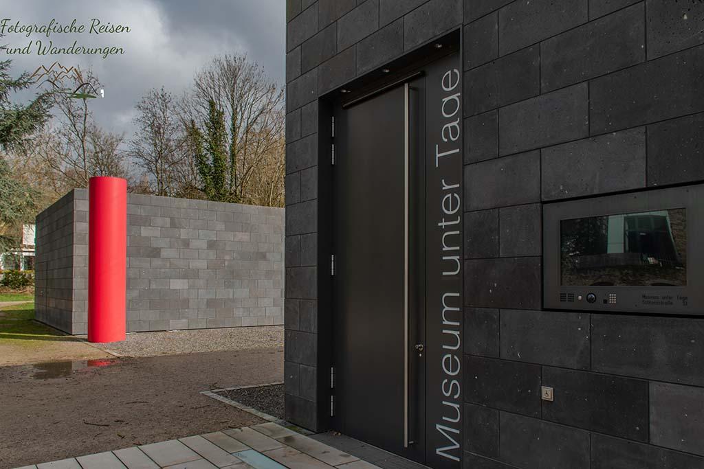 Museum unter Tage im Weitmarer Schlosspark