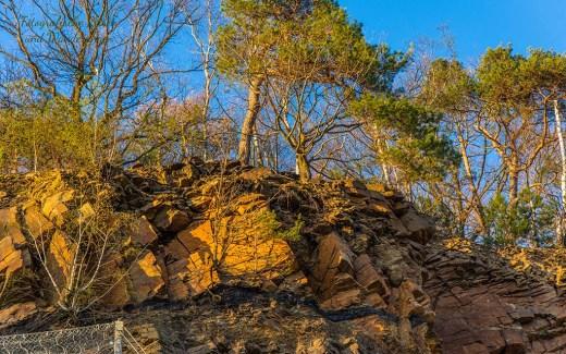 Bergbauwanderweg im Muttental