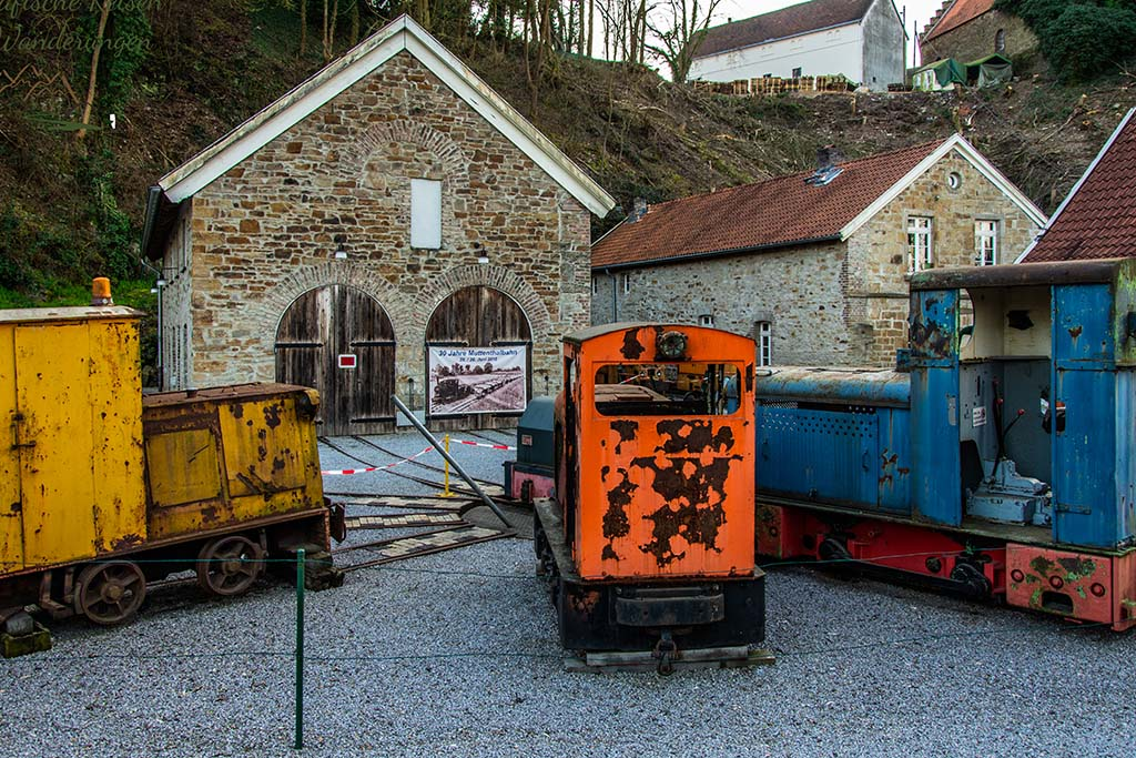Gruben- und Feldbahnmuseum Zeche Theresia