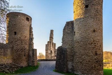 Der schiefe Turm von Hardenstein