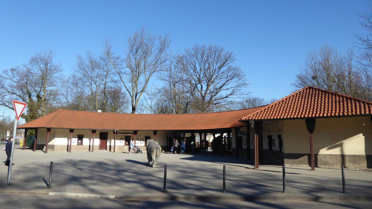 Zoom Erlebniswelt in Gelsenkirchen- Eingang