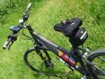 Mountainbiker versus Wanderer und Natur