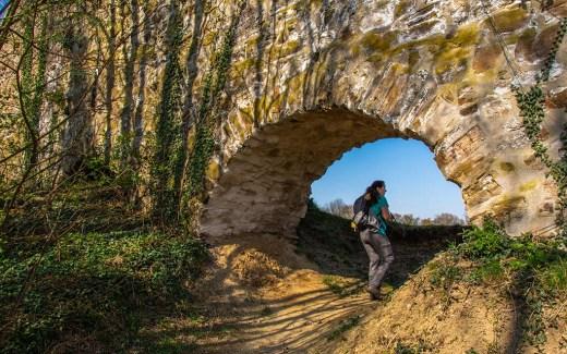 Wandern bei Blankenberg an der Sieg