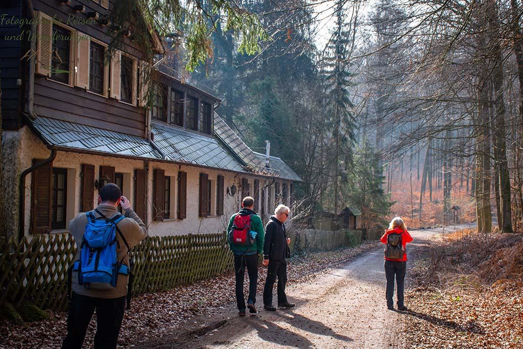 Schon wieder ein Fotostopp - Wäller Tour Elberthöhen