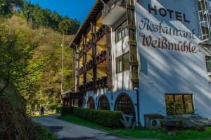 Hotel Weißmühle - Wandern an der Wilden Endert