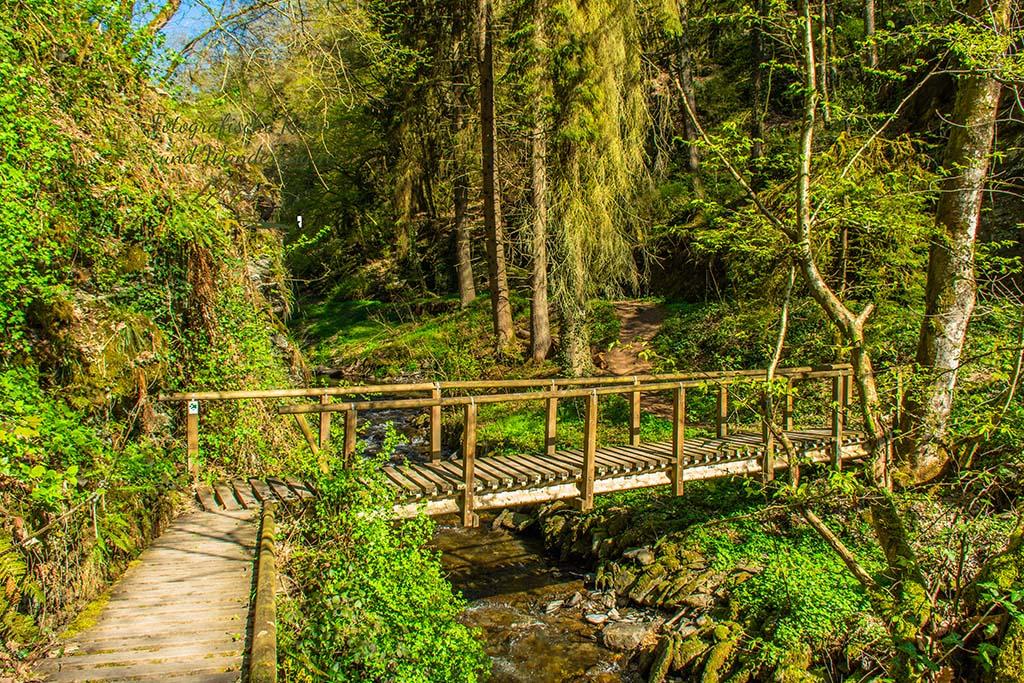 Brücke an der Schneidersmühle