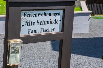 Alte Schmiede in Oberscheidweiler