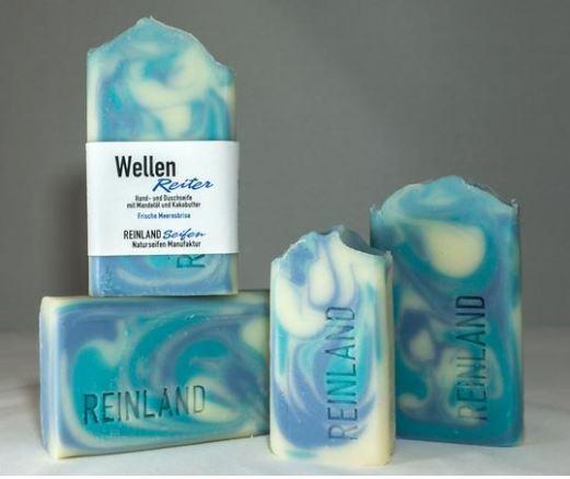 Wellreiter - Die Seife