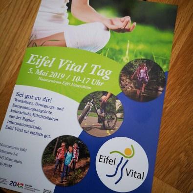 Eifel Vital- Flyer