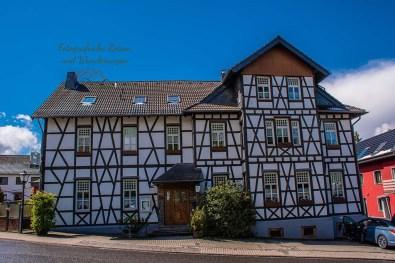 Fachwerkhaus in Marmagen