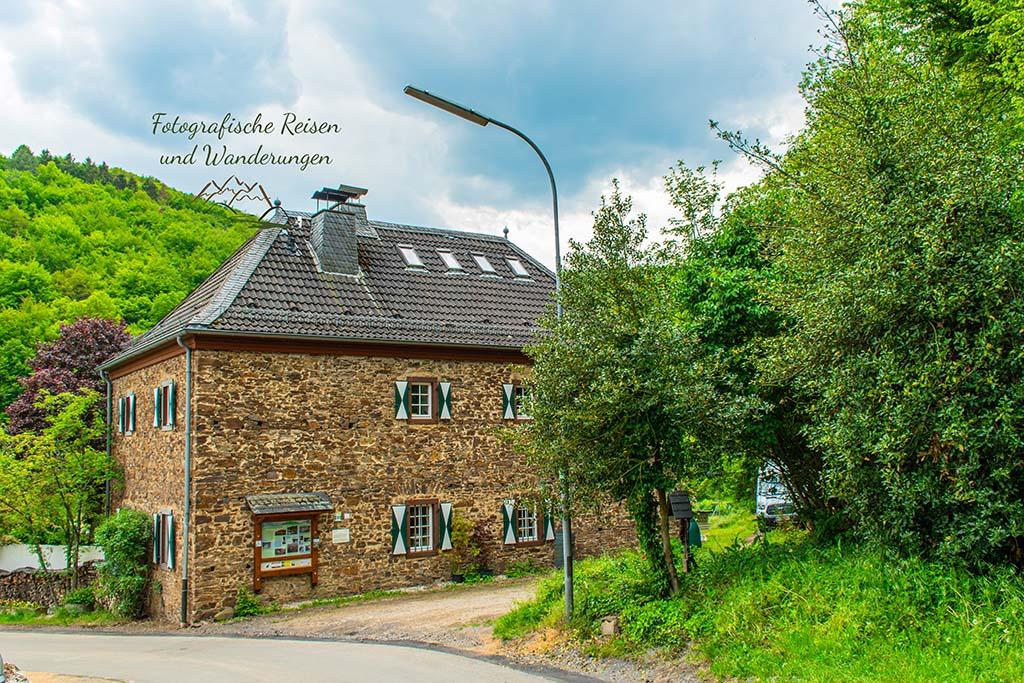 Burgsahr - Abenteuer Wanderung im Sahrbachtal